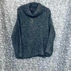 Eileen Fisher Cowl Turtleneck Sweater